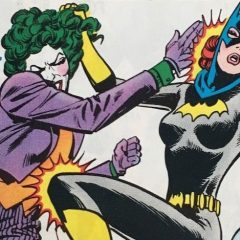 BATMAN FAMILY's Best Baddie: THE JOKER'S DAUGHTER