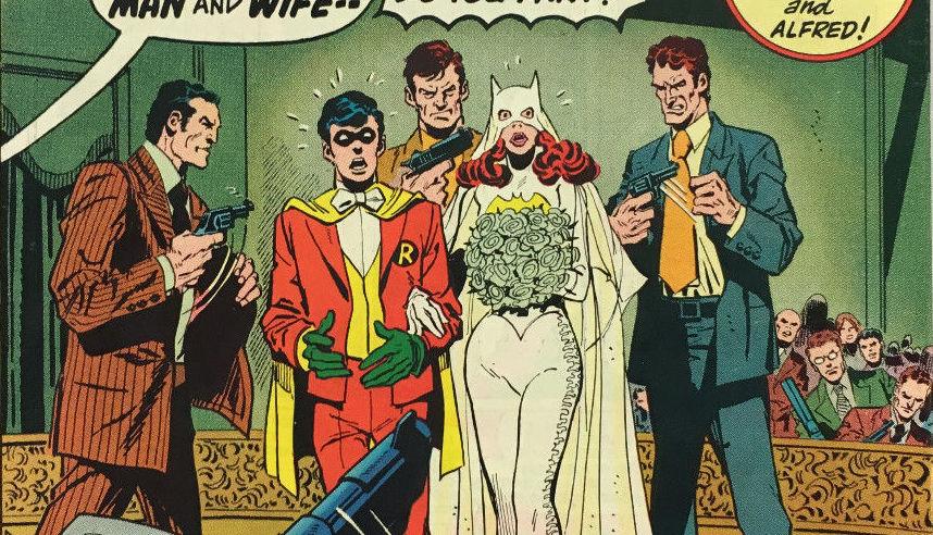 Batgirl og Robin Start Dating Bloomington Indiana dating tjeneste