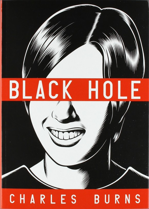 Black Hole Cover HR