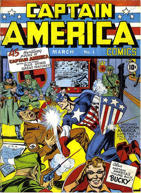 CA 1 cover