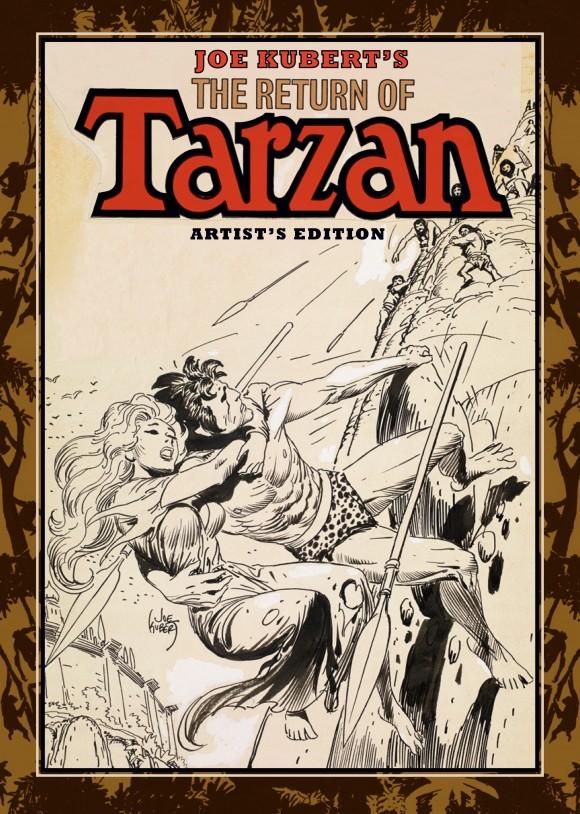 Joe-Kuberts-The-Return-of-Tarzan
