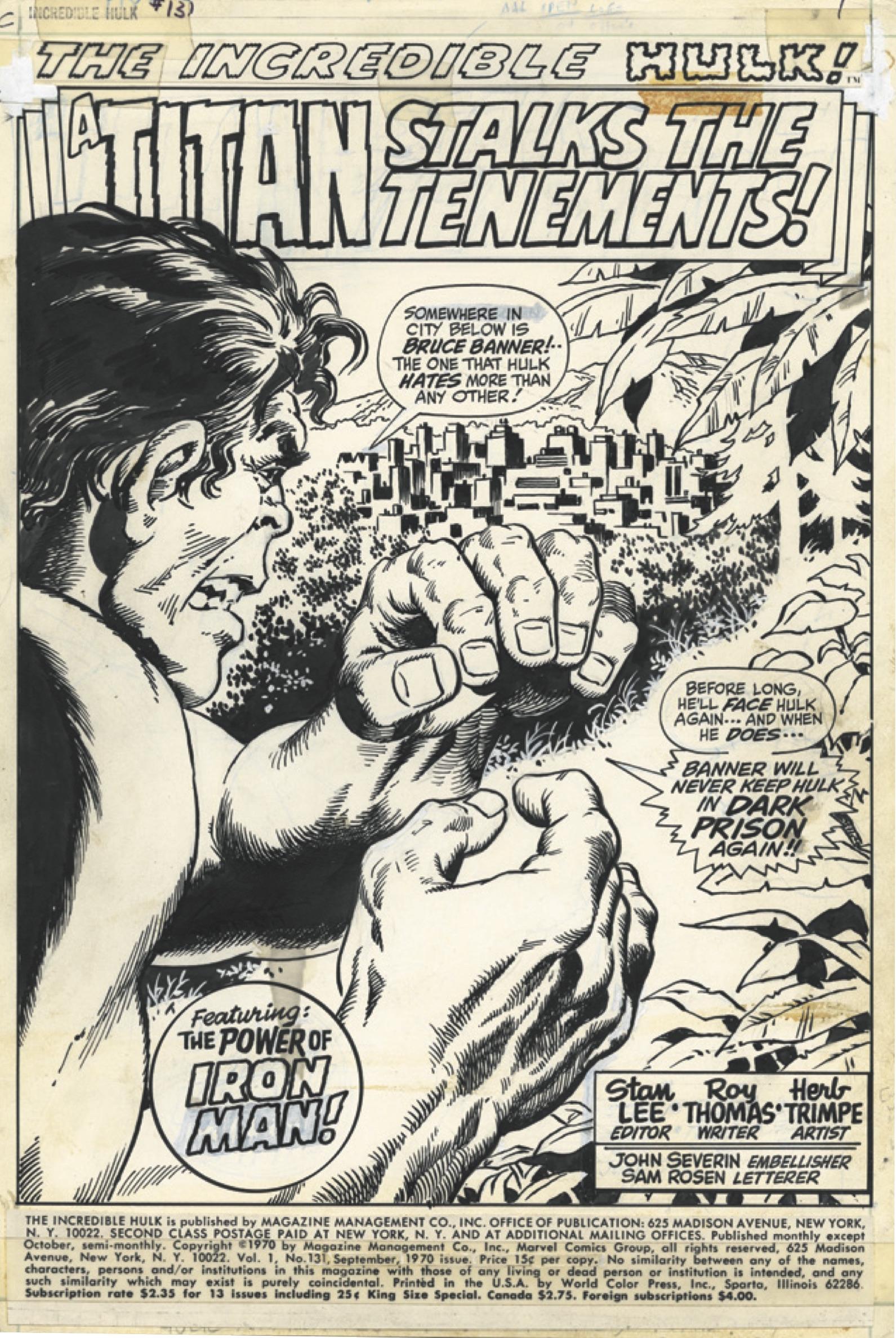 Trimpe Hulk AE pgs 2A