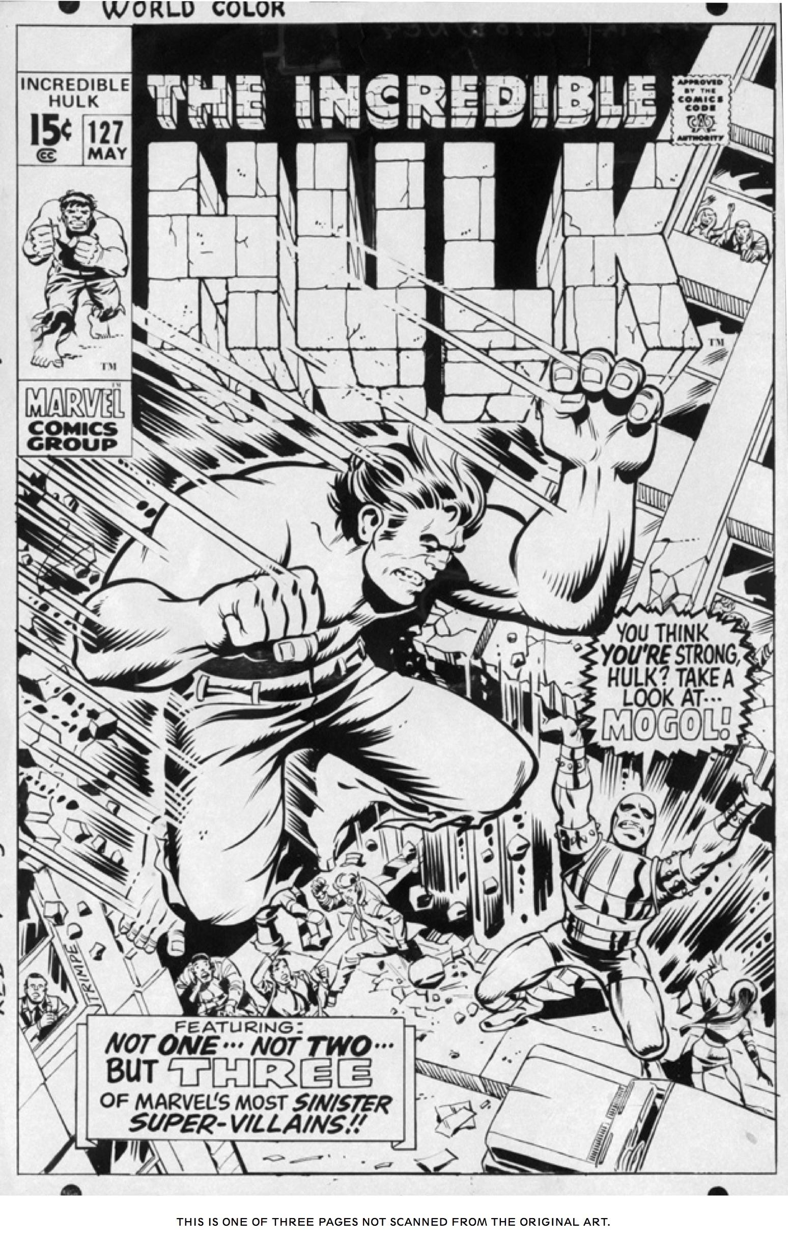 Trimpe Hulk AE pgs1