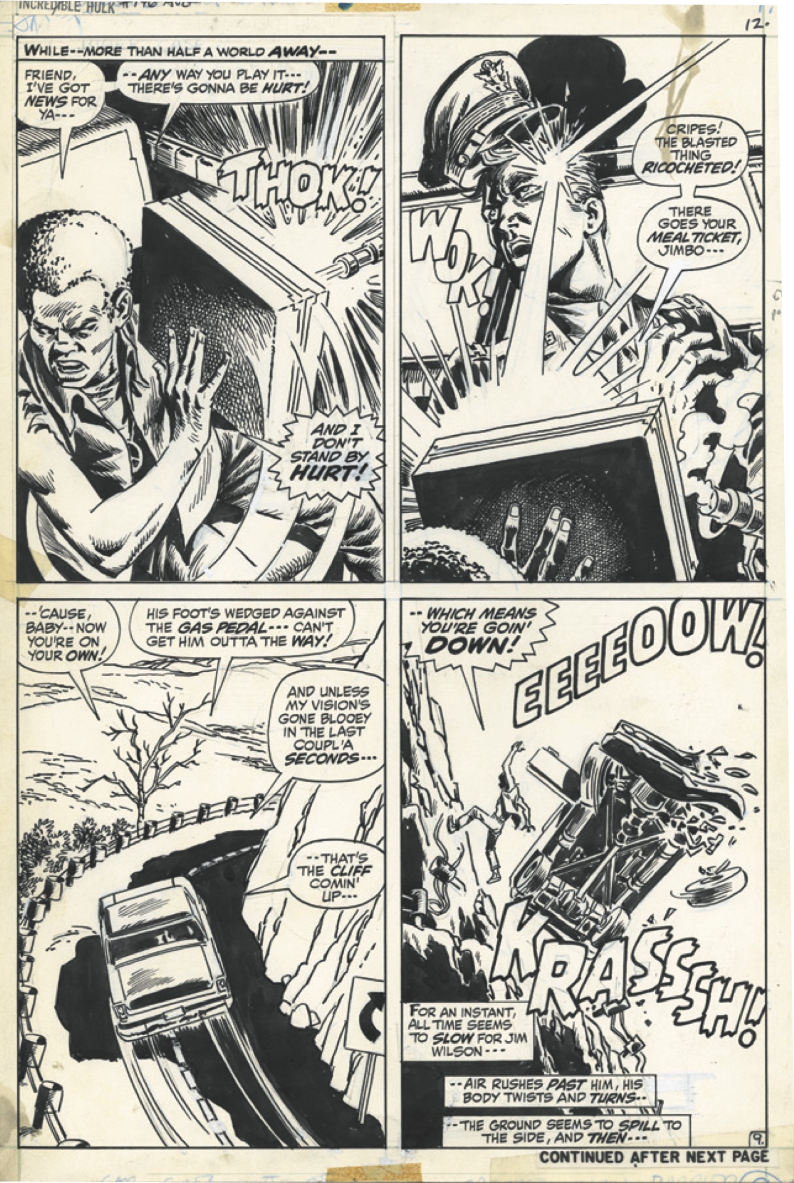 Trimpe Hulk AE sample pages 6A