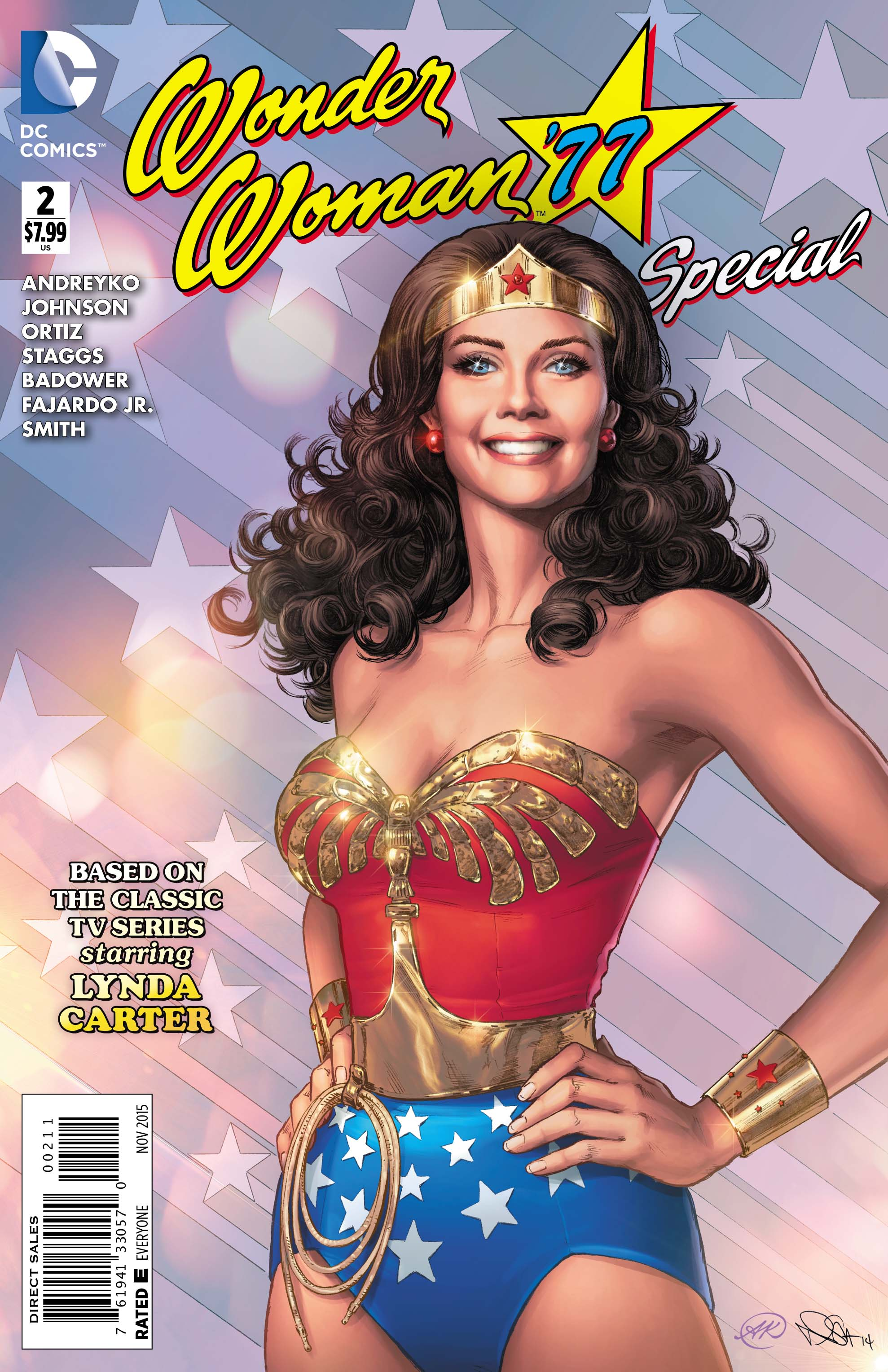 Book Cover Design Lynda : Exclusive preview wonder woman special th