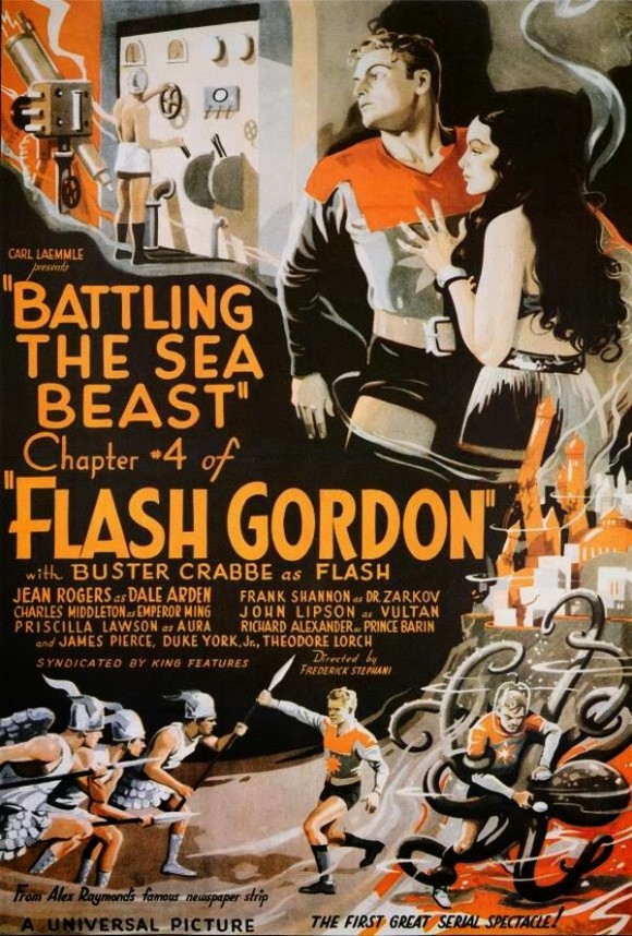 1936 flash gordon 3a