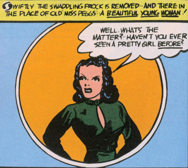 Catwoman-first-appearance-1940-batman