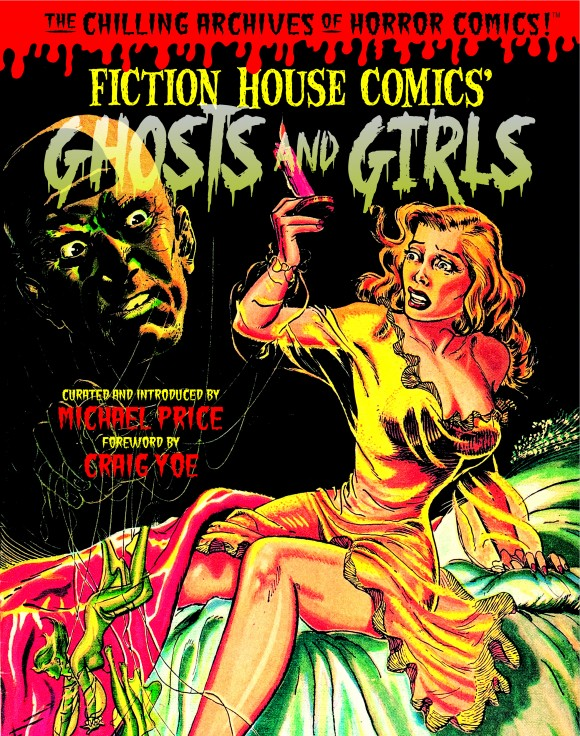 Ghots and Girls of Fiction House
