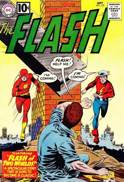 Carmine Infantino/Murphy Anderson, of course.