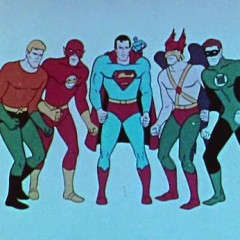 13 GREAT CARTOONS: A FILMATION DC Superheroes Celebration
