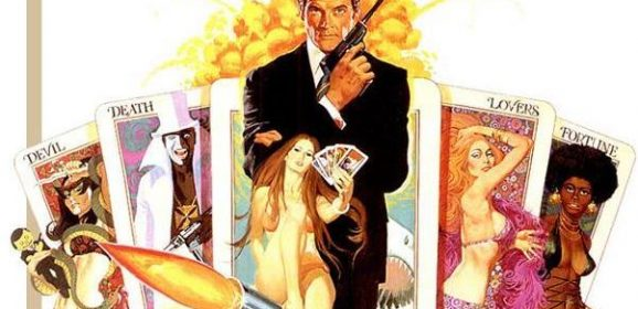 13 GREAT POSTERS: A ROGER MOORE 007 Tribute
