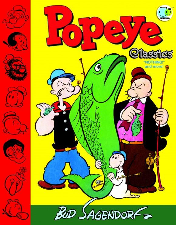 Popeye Classic Vol 7