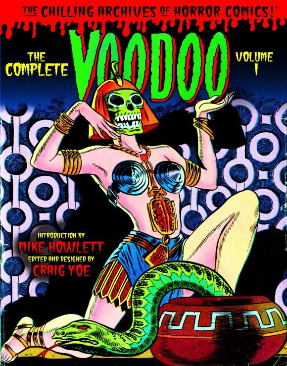 The Complete Voodoo Vol 1