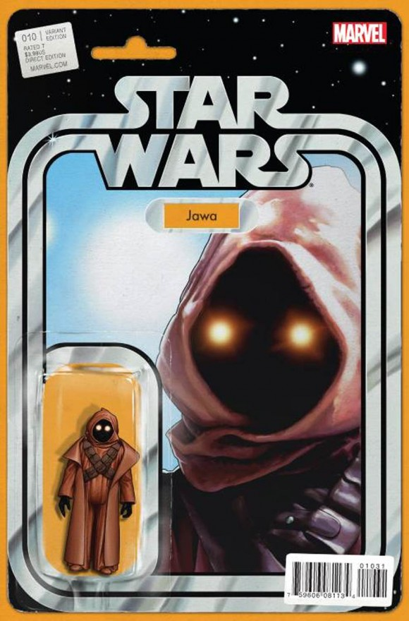 "John Tyler Christopher. I love how the Jawa is ""loose"" in the package."