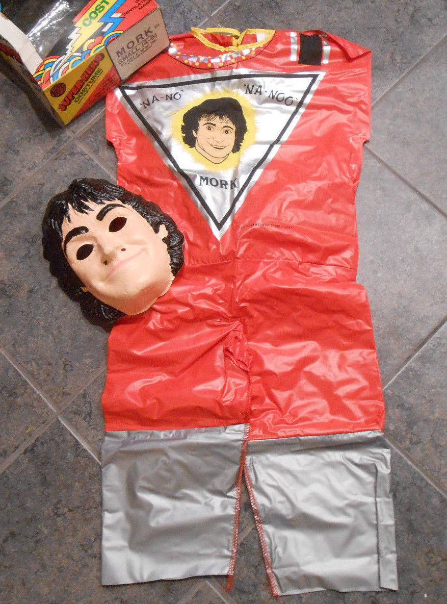 mork  sc 1 st  13th Dimension & The 13 Best (and Worst) BEN COOPER Costumes on eBay | 13th Dimension ...