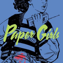 Riding Along With CLIFF CHIANG and PAPER GIRLS