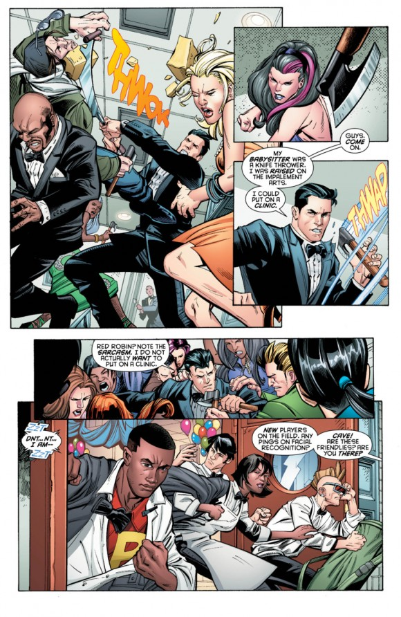 From Batman and Robin Eternal #4