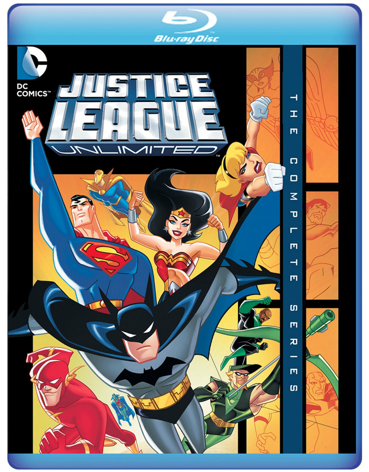 justice league unlimited deutsch