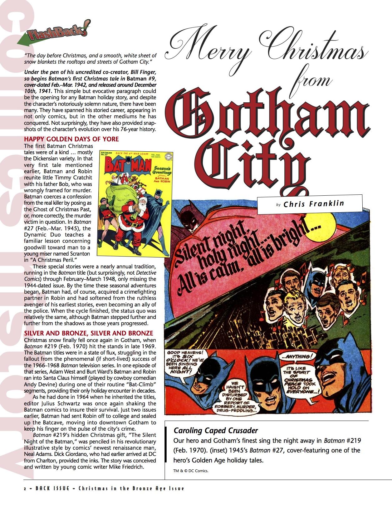 BI #85 Gotham