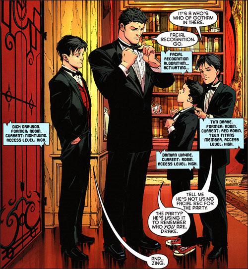From Batman #1