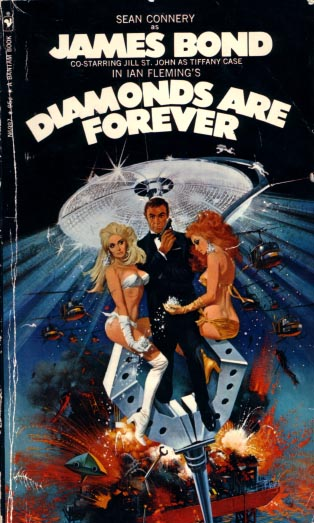 Just going with another movie cover here ...