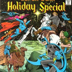 SUPER-STAR HOLIDAY SPECIAL: 2016 Edition