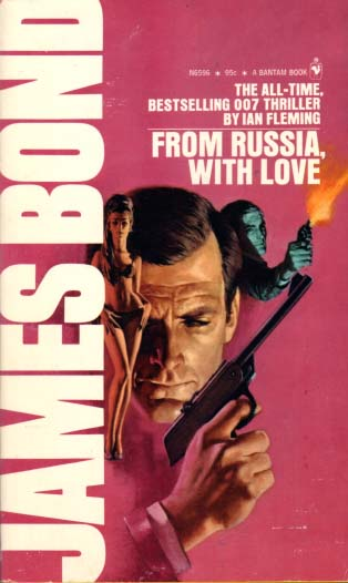 I always think it's funny when they tried to give us Generic Bond after the movies were already out.