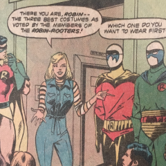A Look Back at ROBIN, the Teen Fashionista
