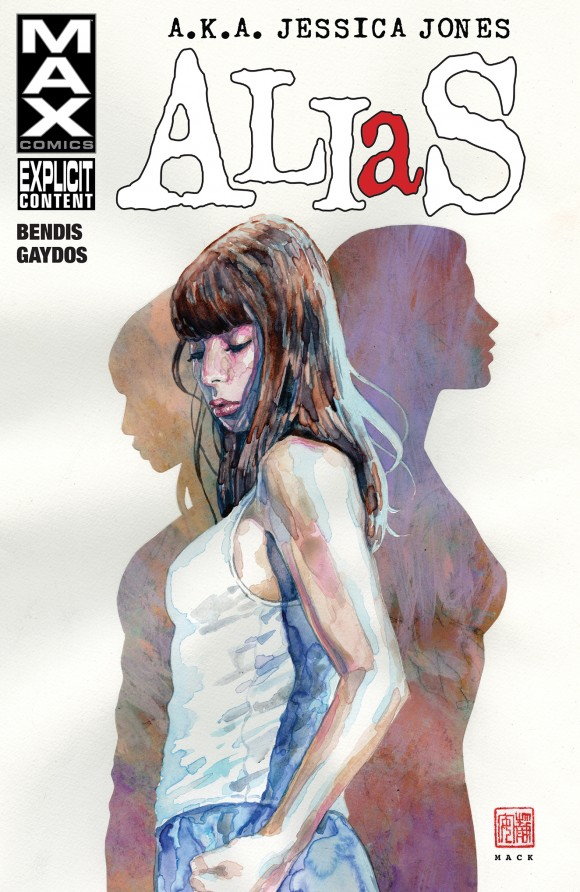 Alias Vol. 1 cover