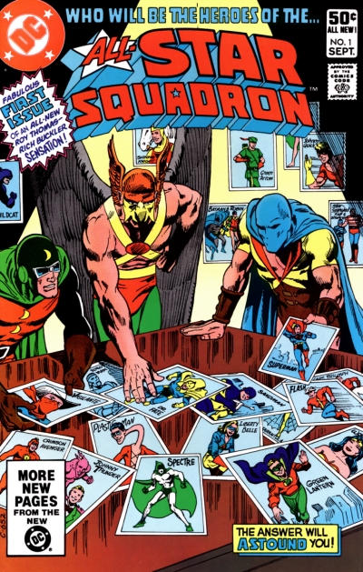 Rich Buckler and Dick Giordano