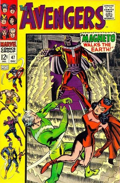 Don Heck and Frank Giacoia