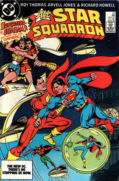 Rick Hoberg and Jerry Ordway