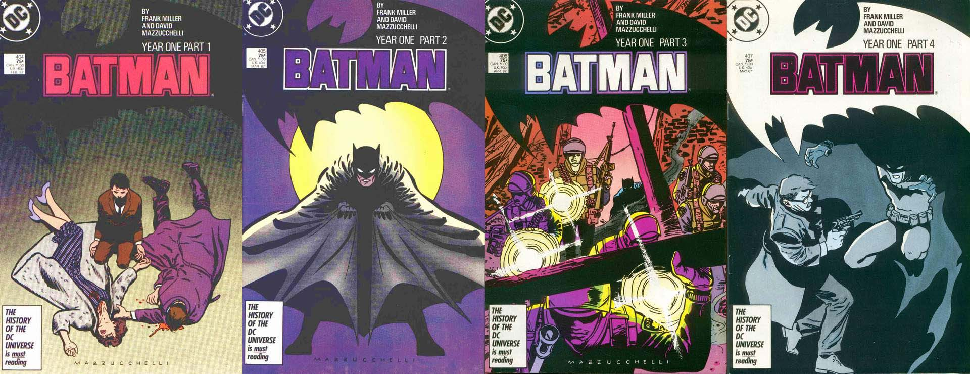 the-four-covers-of-batman-year-one