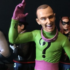 BUILDING BATMAN '66: Diamond's GORSHIN RIDDLER Bust