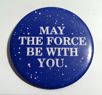 MayTheForceButton