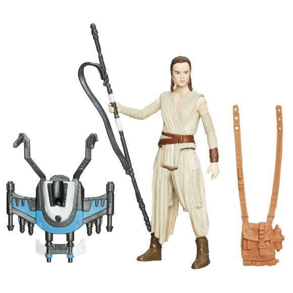 Rey 3.75-inch figure from Hasbro