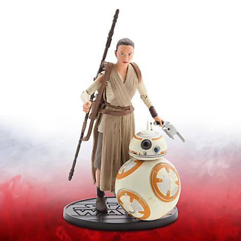 Disney die-cast Rey