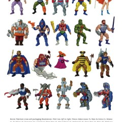 TOP 13 MASTERS OF THE UNIVERSE Characters