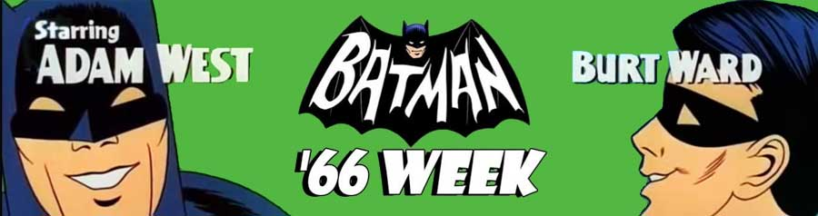 Maybe I should call this Batman '66 Fortnight?