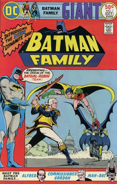 Mike Grell (main pic)/Nick Cardy (Batman)