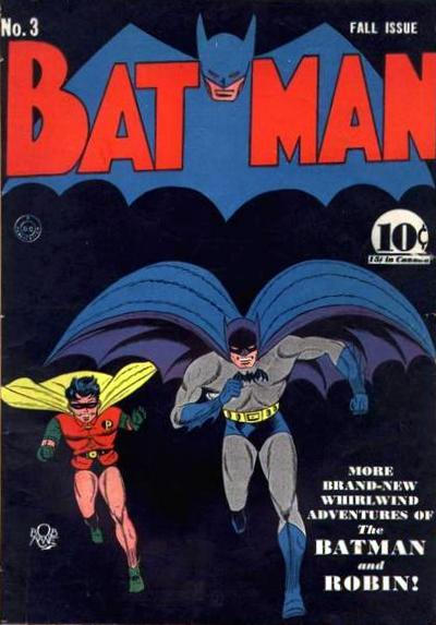 Bob Kane and Robinson