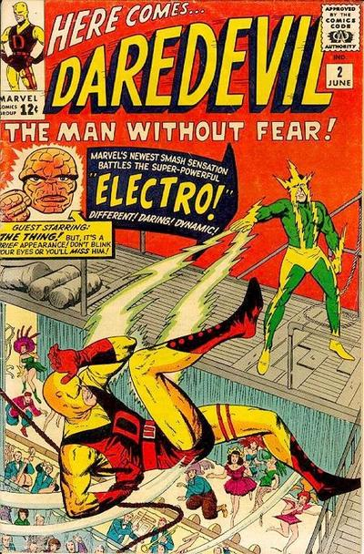 Jack Kirby and Vince Colletta art