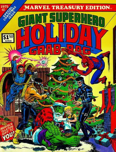John Romita. Sweet Christmas!