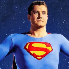 GEORGE REEVES: A Birthday Salute