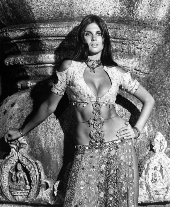 THE GOLDEN VOYAGE OF SINBAD, Caroline Munro, 1974