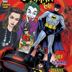 13 COVERS: BATMAN '66 — Then and Now