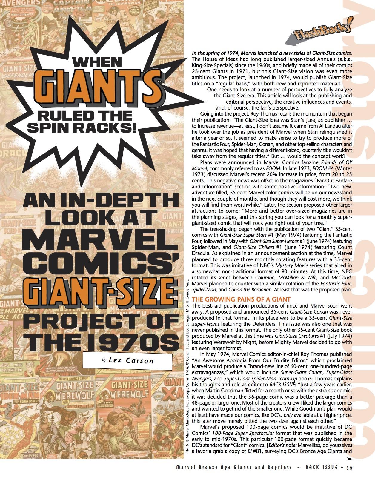 BI #86 Giant-Size