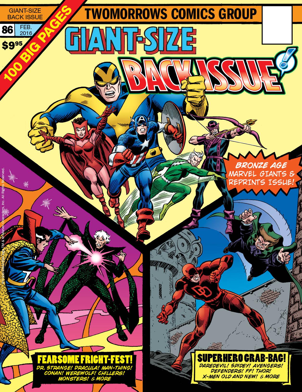 BI #86 cover