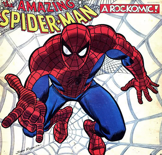 spidermanRockomicCover