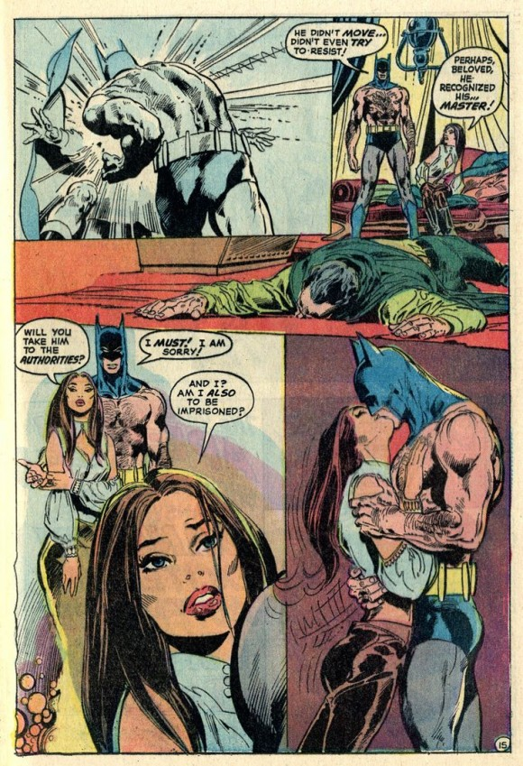 Batman #244